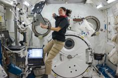 Using Computers In Space