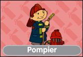 Les métiers, activités pour enfants.   Educatout Charlie Brown, Family Guy, Fictional Characters, Coloring Pages, Nursery Rhymes, Firefighter, Note Cards, Learning, Quotes
