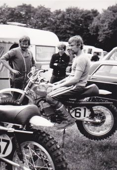 Motorcycle Types, Vintage Motocross, Vintage Bikes, Bike Stuff, Grand Prix, Husky, Motorcycles, Photos, Pictures