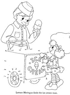 Strawberry Shortcake's Connect the Dots Fun
