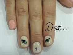 ZOZOPEOPLE   Dot+LIM nail - コト cat