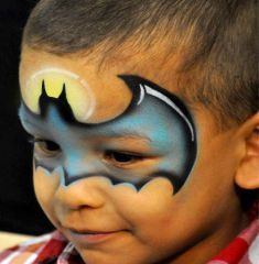 one stroke quick boy facepaints - Google Search