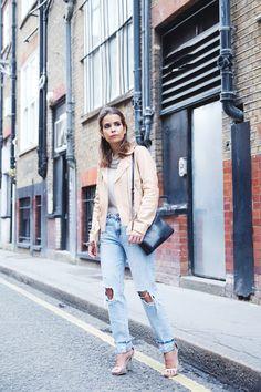 Biker_Jacket-Sandro_Paris-Ripped_Jeans-London-Travels-Outfit-