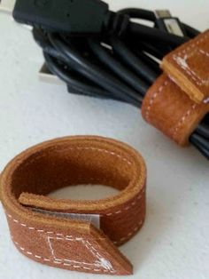 Made by Me. Shared with you.: DIY Leather Cord Strap