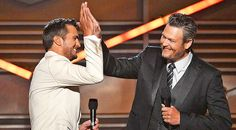 Blake Shelton and Luke Bryan never miss an opportunity to mess with each other.