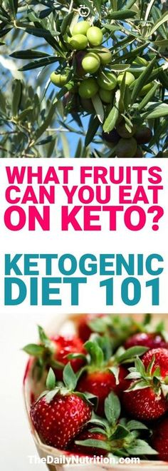 Can you eat fruit on keto? Of course you can! You just have to make sure it's the right fruit or else you will knock yourself out of ketosis.