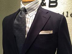 &B銀座 Six店   パーソナルオーダースーツ・シャツの麻布テーラー   azabu tailor