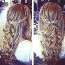 Die 37 Besten Bilder Von Hochzeitsfrisur Hairstyle Ideas Hair