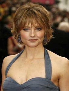 Medium to Short Haircuts for Women over 40