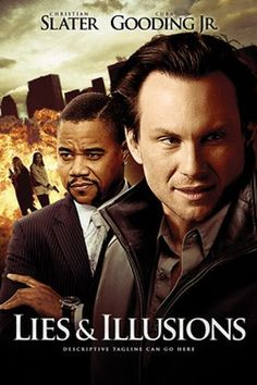 Lies & Illusions is a 2009 film directed by Tibor Takács starring Christian Slater and Cuba Gooding, Jr.. A self-help author (Slater) becomes mixed up in a theft that involves a criminal (Gooding, Jr.). The film begins with self-help author Wes Wilson who has recently come out with his first best selling book. At the after-party, he meets up with an attractive woman named Samantha. They flirt, and he proposes publicly. He introduces her to his agent, who tries to talk Wes into writing a…