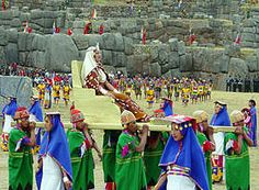 Inti Raymi, the Inca Festival of the Sun, in Cuzco Peru, one of the world's great celebrations I was fortunate enough to watch in 1995.
