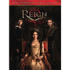 Reign: The Complete First Season DVD