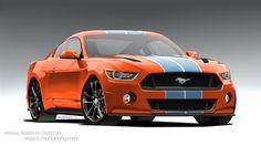 More Body Kit Fun - Page 2 - 2015+ S550 Mustang Forum (6th Generation Platform) - Mustang6G.com