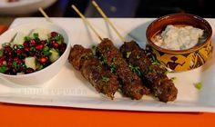 Cranium Bolts: Feast of Persia Masterclass at Food Hall