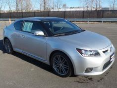 Silver 2012 Scion tC