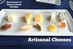 Narcoossee's Artisanal Cheeses | Disney's Grand Floridian Resort