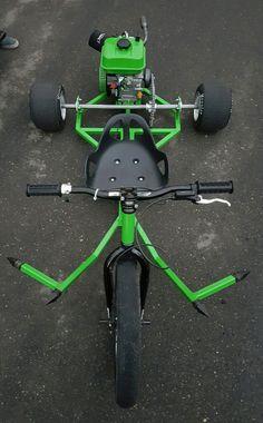 Drift trike front
