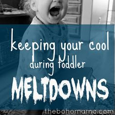 boho mama: keeping your cool during toddler meltdowns {peaceful parent, happy kids series}