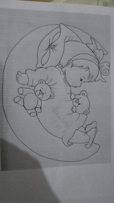 Source by silvaferri Baby Embroidery, Embroidery Patterns, Cool Pictures For Wallpaper, Stained Glass Birds, Beautiful Rangoli Designs, Kids Patterns, Fabric Painting, Face Art, Coloring Pages