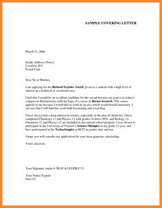 30 how to make a cover letter
