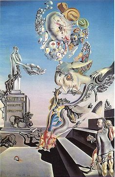 Salvador Dali, The Lugubrious Game, 1929