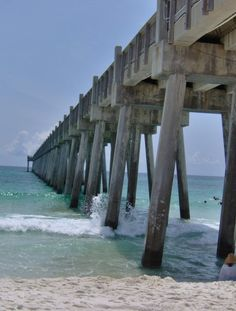 Pensacola Beach! I love this place...going there soon for Labor's day wkd!