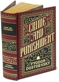BARNES & NOBLE | Crime and Punishment (Barnes & Noble Leatherbound Classics) by Fyodor Dostoevsky | Hardcover