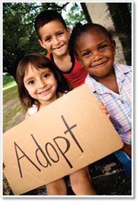 Helping to Provide Adoptive Forever Families