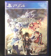 Fairy Fencer F: Advent Dark Force (Sony PlayStation 4, 2016) NEW
