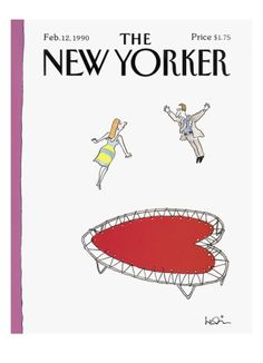 new yorker valentine's day cartoons