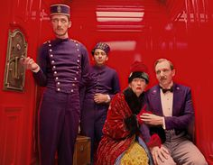 The Grand Budapest Hotel by FENDI