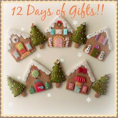 Gingermelon Dolls: 12 Days of Gifts Special!