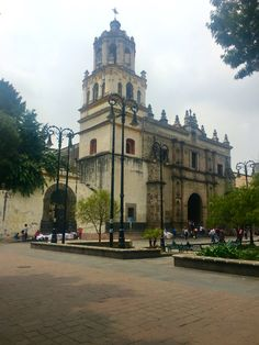 Coyoacán, must visit if you come to México city