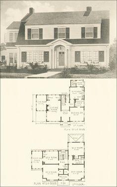 1924 Southern Pine Assn - Plan 3028