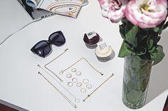 Beller - beautiful jewellery / La Vanille cupcakes