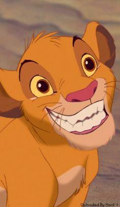 "Simba ""PLEASE???"""
