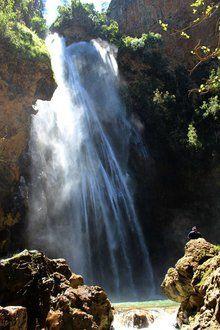 Wasserfall nahe Chefchaouen