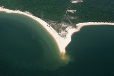 AMAZONIAN RIVER BEACHES IN ALTER DO CHAO, BRAZIL