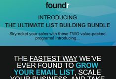 The most in-depth list building training for both new and experienced entrepreneurs. Email List, Helping Others, Case Study, Entrepreneur, Scale, Success, Training, Dreams, Business