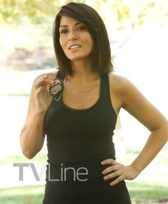 PHOTOS] 'NCIS' Season 12 — Marsiol Nichols as Woman from Tony's ...