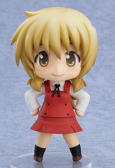 【Hidamari Sketch】Nendoroid - Miyako [Manufacturer]Good Smile Company [Release Date]late June-2013 [Material]ABS & PVC [Size]Appx. 100mm Tall URL: http://aikoudo.com/goods_en_11734.html