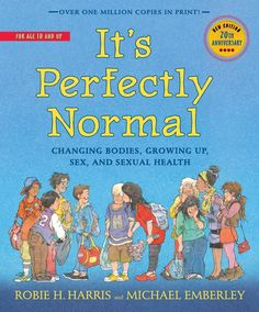 (Candlewick Press) For two decades, this universally acclaimed book on sexuality has been the most trusted and accessible resource for kids, parents, teachers, librarians, and anyone else who cares about the well-being of tweens and teens.