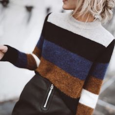 "226 likerklikk, 2 kommentarer – knits and dreams (@knits_and_dreams) på Instagram: ""Stripes #knit #knitspo #knitspiration #knitstagram #knittersofinstagram #knitterlicious…"""