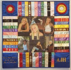 Good idea for all the old Ribbons I have in a box somewhere