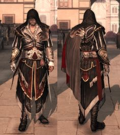 Altair's Robes (Assassin's Creed)