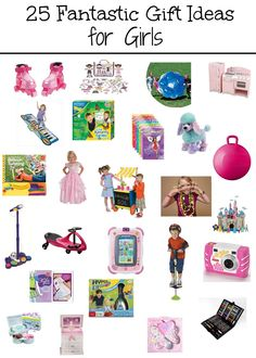 25 fantastic gift ideas for girls educational toys outdoor toys and more - Christmas Ideas For Girls