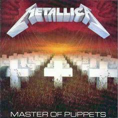 Ranked 167/500 on Rolling Stone Magazine's 500 Greatest Albums of All Time. One of the defining albums of thrash metal, the 1986 album Master of Puppets is arguably Metallica's best as well as their last with bassist Cliff Burton. Focusing on the concept of power and abuses thereof, this is a collection of complex, intelligent music, played at about a hundred miles an hour. The striding Battery, the darkly lit Welcome Home (Sanitarium), as well as the complex instrumental, Orion, all gave…