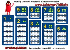 Learning a math online - for free Multiplication Table Printable, Learning Multiplication Tables, Math Multiplication, Interactive Learning, Video Games For Kids, Math For Kids, Quotes For Students, Education Quotes, Educational Technology