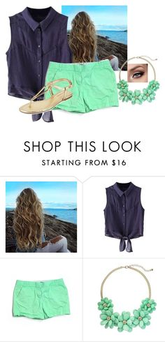 """Untitled #627"" by aubreyspringer ❤ liked on Polyvore featuring Chicnova Fashion, J.Crew, Apt. 9 and BCBGeneration"