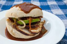 Originally from Guadalajara, torta ahogada is Mexico's version of the French Dip sandwich, but better because of its spicy kick!